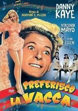 Dvd PREFERISCO LA VACCA - (1956)  *** A&R Productions *** .....NUOVO