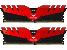 Team T-Force DARK 16GB (2 x 8GB) 288-Pin DDR4 SDRAM DDR4 2400 (PC4 19200) Deskto