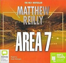 Matthew REILLY / AREA 7        [ Audiobook ]