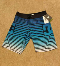 DC Swimming Board Shorts Boy's Blue/Navy/Black 8 Years (Size 24) New RRP £50.00