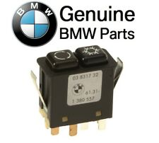 For BMW E30 318i 318is 325e 325es 325i 325is 325iX A/C Control Switch GENUINE