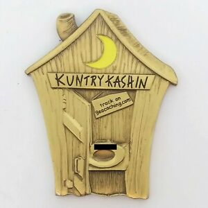 Kuntry Kashin Geocoin - AG - Nicht Aktiviert