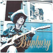 BUNBURY, Enrique Bun - El Viaje a Ninguna Parte [New CD] Spain - Import