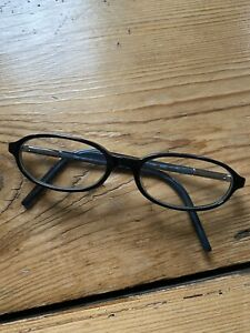 Gucci eye glasses opticals spectacles black and blue