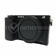 Sony ILCE-6000 Alpha a6000 Body E-mount Black Camera Gift Ship From EU