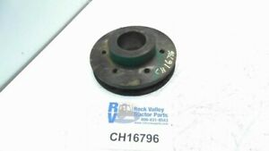 PULLEY FRONT CRANK