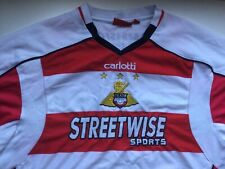Doncaster Rovers Fc adult football shirt. Size Xl.