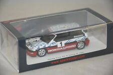 Spark S5460 - Honda Civic EF9 N°1 Group N Suzuka Circuit Test 1990 Senna 1/43