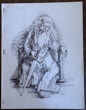 Rare 1968 Fantasy LOTR Fanzine NIEKAS #19 Jack Gaughan Arthur Thomson Artwork