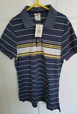 Abercrombie & Fitch Vintage Cotton Polo Shirt Girls 11-12 yrs - See Description