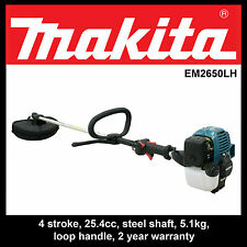 Makita EM2650LH 4 Stroke Straight Shaft Brushcutter