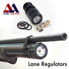 Air Arms Compatable Quickfill & Pressure Gauge, by Lane Regulators, Made In UK.