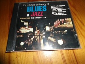 CD Blues & Jazz Vol. one The Introduction
