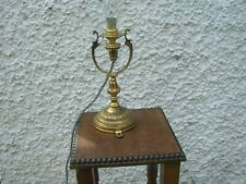 French Brass Gimbal lamp