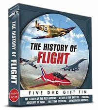 History of Flight Gift Tin DVD Region 2