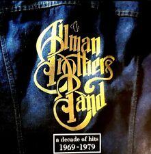 "Allman Brothers Band - ""A Decade of Hits 1969-1979"" - ( CD - Polydor Records )"