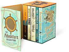 Children's Adventure Classics Treasure Island,White Fang,Robin Hood,Jungle Book