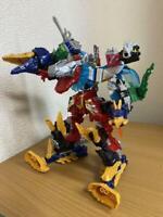 Power Rangers Sentai Ryusouger Minipla Kishiryuoh Eight Knight Megazord BANDAI