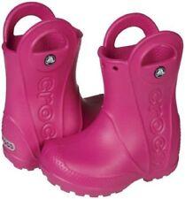 Scarpe stivali sintetici marca Crocs per bambine dai 2 ai 16 anni