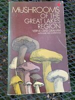 Mushrooms of the Great Lakes Region by Graham, Verne Ovid Book About Mushrooms