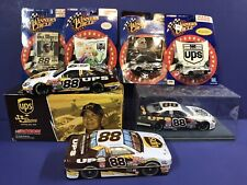 Dale Jarrett #88 Ups Racing Collectible Lot