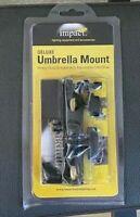 Impact Deluxe Flash Umbrella Mount Bracket with Adjustable Cold Shoe Mount