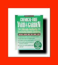 ☆BOOK:RODALE'S CHEMICAL-FREE YARD+GARDEN %ORGANIC ULTIMATE AUTHORITY GARDENING!☆
