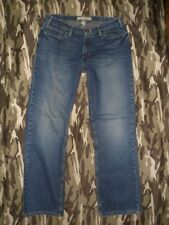 "URBAN PIPELINE UP 34x33 ""LOW RISE"" Straight leg Denim Blue JEANS designer faded"