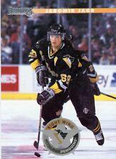JAROMIR JAGR 1996-97 Donruss Penguins Hockey Card #43