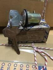 DATSUN SUNNY B310 Trunk Lid Lock Assy Cylinder Genuine NOS JAPAN.