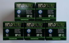 Honda XR400 XR440 (1996 a 2004) HifloFiltro Filtro De Aceite (HF112) x Paquete 5