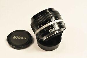 Objectif Nikon Nikkor 50mm f1,4
