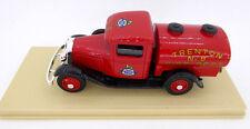 """Eligor 1091 Ford V8 Citerne Pompiers USA 1934 """"Trenton Fire"""" 1/43 Model Car-mint"""