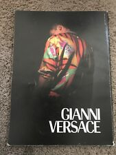 Gianni Versace Catalogue Men's 1991 Spring Summer Photos by Herb Ritts N. 20