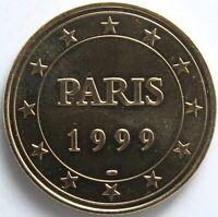 JETON MDP PARIS GALERIES LAFAYETTE N°1 1999
