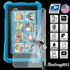 """Tempered Glass Screen Protector For Amazon Kindle Fire Kids Edition 7"""" Tablet"""