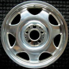 Mercedes-Benz CLK320 Polished 16 inch OEM Wheel 1998 to 2000