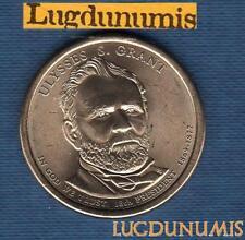 Etats Unis USA One $ 1 Dollar Président 18th Ulysses S. Grant 2011 1869-1877 UNC