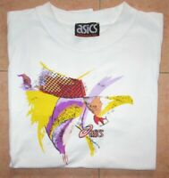 T-Shirt Asics Vintage 80s/90