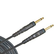 """Planet Waves PW-G-10 Custom Series Instrument Guitar Cable 1/4"""" TS Straight 10ft"""