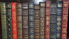 Lot 12 Franklin Library Leather Chekhov Milton James Hawthorne Hardy Swift