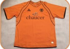Wolverhampton Wanderers 2006-07 Home Shirt 42/44 (FFS000676)