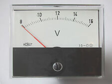 Bootsteile & Zubehör R59 Voltmeter 8-16 Volt R5916V Bootsport