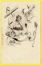 cpa Illustrateur Jack ABEILLÉ 1900  Ed. J.W.H. N° 1352 Photo REUTLINGER, Paris