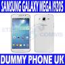 BRAND NEW SAMSUNG GALAXY MEGA i9205 DUMMY DISPLAY PHONE - UK SELLER