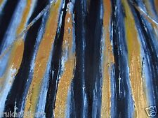 massive 240cm by 80cm Gold Fields Abstract Modern art Painting Australia