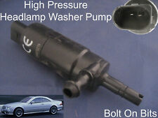 Headlamp/Headlight Washer Spray Cleaning Pump Mercedes CL Coupe 1999 to 2006