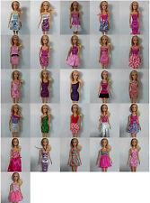 Original Barbie Dress Clothes Party Gown Casual wears Jumpsuit - Barbie Choose C