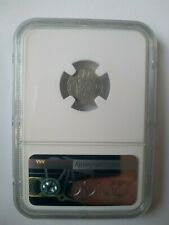 Netherlands 5 cent 1819 NGC XF 45