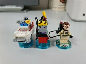 LEGO Dimensions Ghostbusters Level Pack 71228 Complete